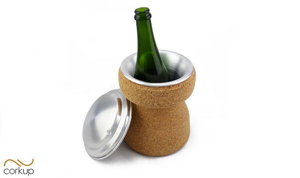 seau a champagne design. Black Bedroom Furniture Sets. Home Design Ideas
