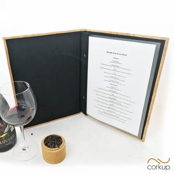 Carte menu original restaurant design