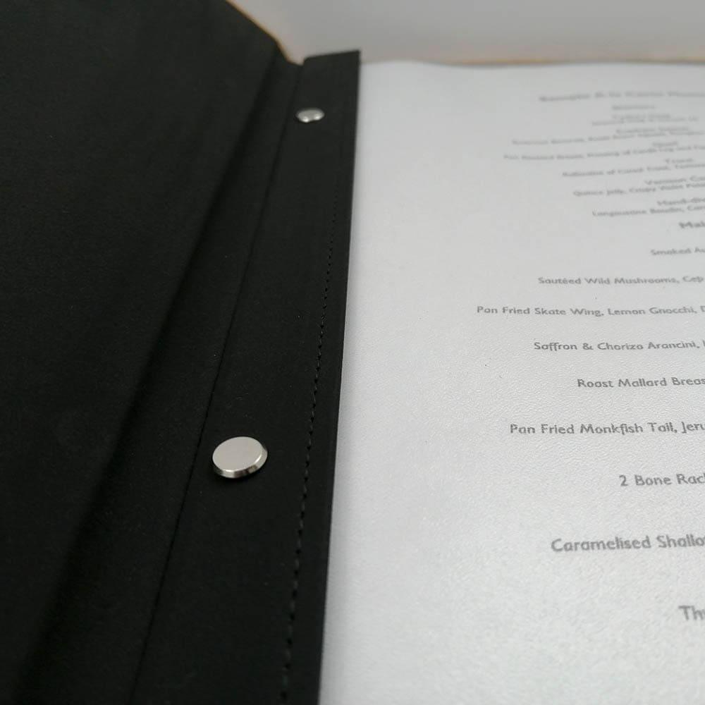 Modifier contenu carte restaurant