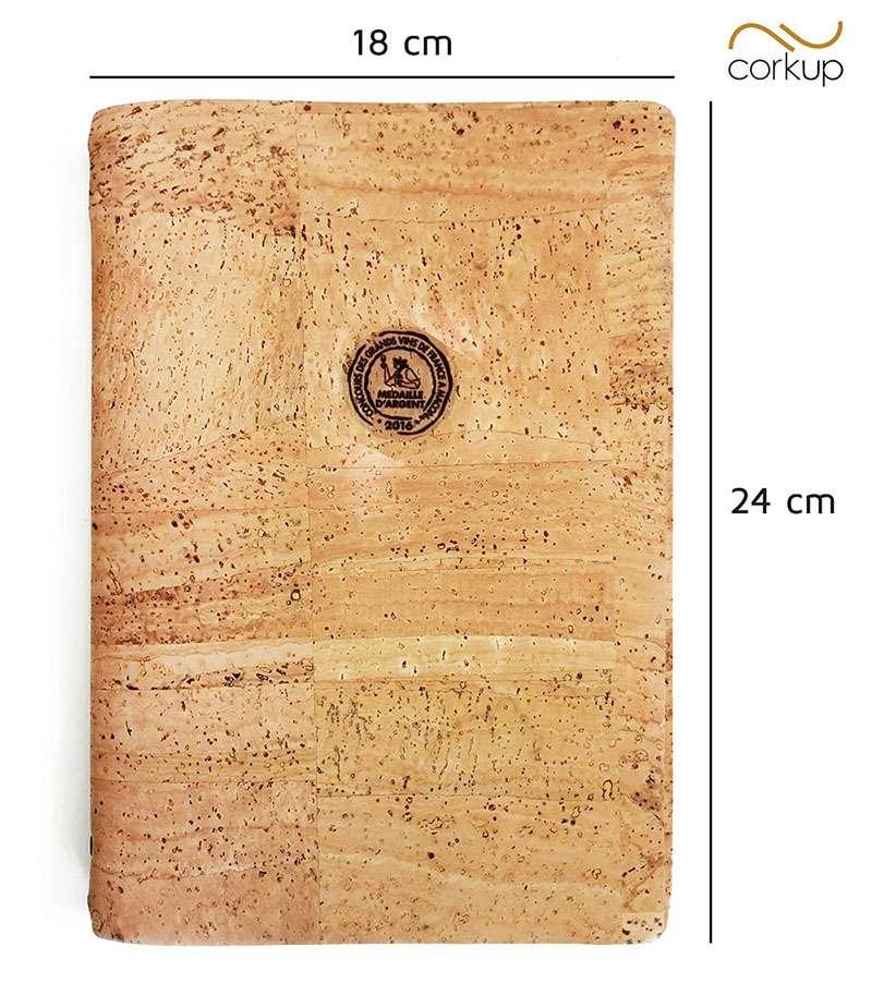 Protège menu carte original bar vin