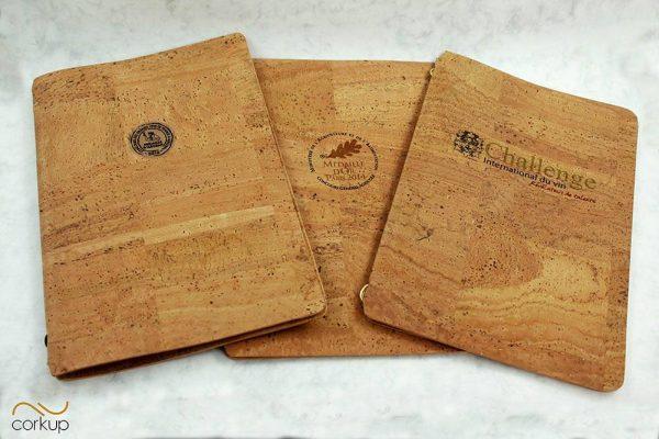 Protège menu carte vin