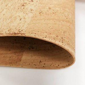 Tissu liège épais 2mm double face