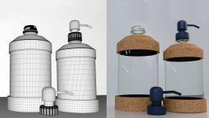 Modèle 3D conception exemple