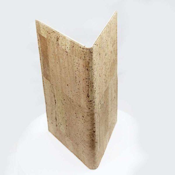 Porte addition en liège tissu naturel