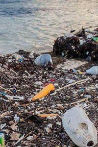Plastique dans la Méditerranée