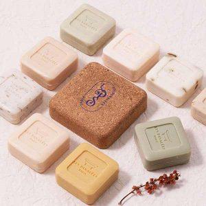 Boite cosmétique naturelle solide fabricant liège