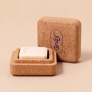 Emballage conditionnement pour produits cosmétiques liège