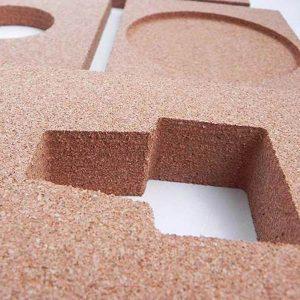 Packaging premium naturel durable liège