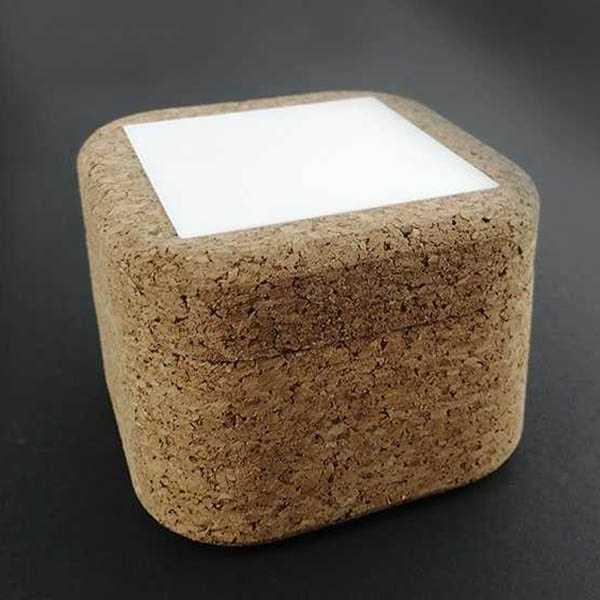 Conditionnement carré pour savon
