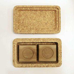 Fournisseur boite savon liège