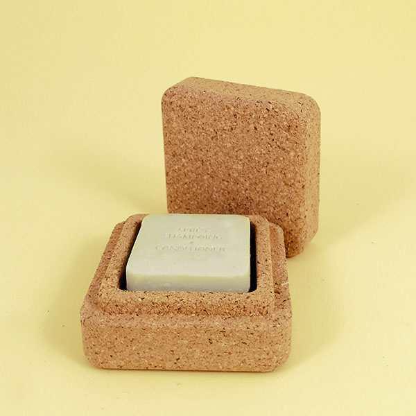 Écrin de transport savon solide